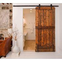 Как выбрать стильную дверь для ванной комнаты