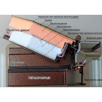 Входные двери с терморазрывом: особенности конструкции