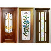 Витражные двери: на что следует обратить внимание при их выборе?
