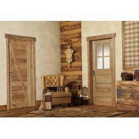 Межкомнатные двери в стиле шале: натуральность, простая романтика и уют