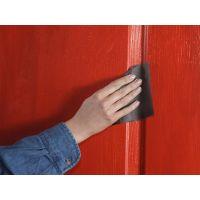 На что следует обратить внимание при уходе за шпонированными дверьми?
