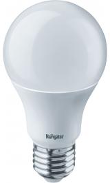 Светодиодная лампа NLL-A60-10-230-4K-E27 Navigator 94 388 (10)
