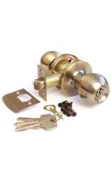Шарик с механизмом (бронза) ключ Ручка для межкомнатных дверей Арсенал