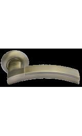 Дверная ручка MORELLI MH-12 MAB/AB матовая античная бронза