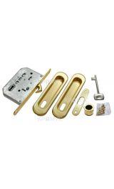 Комплект для раздвижных дверей MORELLI MHS150 L SG мат.золото