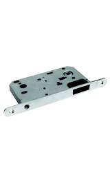Защелка сантехническая магнитная Morelli MM 2090 SN Цвет - Белый никель