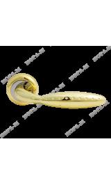 13 С (мат.золото) Ручка для межкомнатных дверей Нора-М