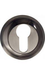 Ключевина PUERTO ET AL 08 BN/SN никель черн./никель мат.