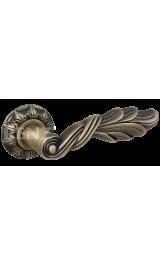 ЛУЧИЯ бронза античная матовая Ручка для межкомнатных дверей