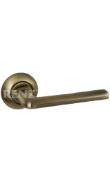 ТРЕНТО бронза античная Ручка для межкомнатных дверей