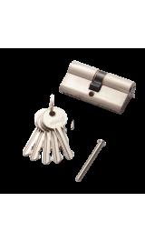 Цилиндр RENZ CS 60 SN никель матовый