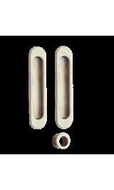 Ручка для раздвижных дверей SDH 401 SN никель матовый