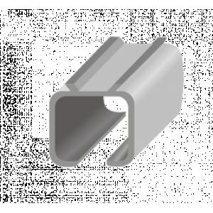 Направляющая для раздвижных дверей RENZ 2 м