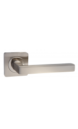 МАЙОРИ никель матовый Ручка для межкомнатных дверей