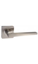 ВИТО никель матовый Ручка для межкомнатных дверей
