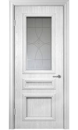 Неаполь ДО сосна белая межкомнатная дверь