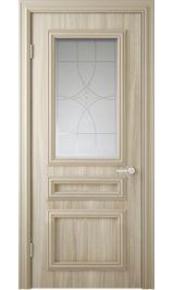 Неаполь ДО ясень бежевый межкомнатная дверь