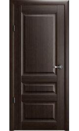 Эрмитаж 2 Винил орех глухая межкомнатная дверь