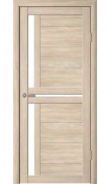Кельн Лиственница мокко молочное стекло межкомнатная дверь