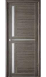 Кельн Серый кедр матовое стекло межкомнатная дверь