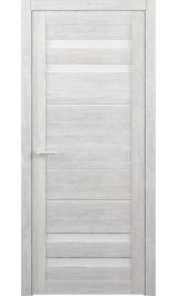 Пекин Дуб нордик матовое стекло межкомнатная дверь