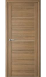 Вена Янтарный кипарис глухая межкомнатная дверь