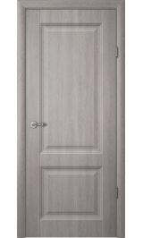 Тициан 1 Пепельный дуб глухая межкомнатная дверь