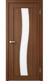 Токио 3 Орех таволато молочное стекло межкомнатная дверь