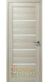 Йота Eco-Tex Капучино матовое стекло межкомнатная дверь