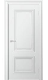 Dora дг (белая эмаль) межкомнатная дверь