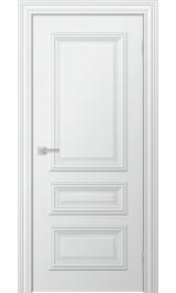 Ella дг (белая эмаль) межкомнатная дверь