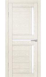 Палермо-1 ДО матовое стекло (Жемчуг) межкомнатная дверь
