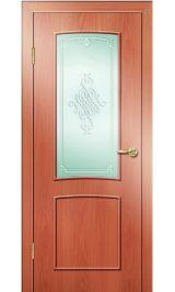 Премиум ДО-108 (миланский орех) межкомнатная дверь (Распродажа)