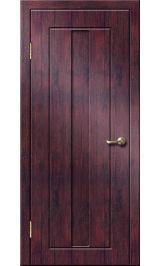 Челси ДГ (тик) ПВХ Премиум межкомнатная дверь