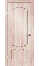 Кэрол ДГ (светлый дуб) ПВХ Премиум межкомнатная дверь