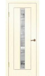 Челси ДО (белый ясень) ПВХ Премиум межкомнатная дверь