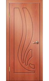 Риф ДГ (миланский орех) ПВХ Премиум межкомнатная дверь