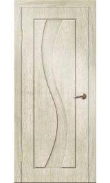 Камелия ДГ (седой дуб) ПВХ Премиум межкомнатная дверь