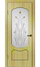 Кэрол ДО (барон светлый) ПВХ Премиум межкомнатная дверь