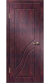 Жасмин ДГ (тик) ПВХ Премиум межкомнатная дверь (Остатки)