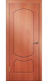Кэрол ДГ (миланский орех) ПВХ Премиум межкомнатная дверь (Остатки)