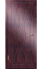 Каскад ДГ (тик) ПВХ Премиум межкомнатная дверь