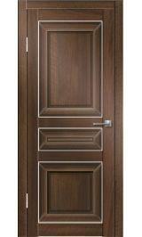 ДГ ПФ 3 (орех тиснённый) межкомнатная дверь