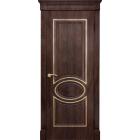 Элен ДГ (филадельфия/белый ясень) двусторонняя ПВХ Серия Шервуд межкомнатная дверь (Витрина)
