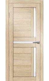 Палермо-1 (лиственница) матовое стекло межкомнатная дверь