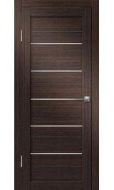Интери ДГ (венге вертикальный) межкомнатная дверь