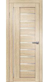Палермо-7 ДО (лиственница) матовое стекло межкомнатная дверь