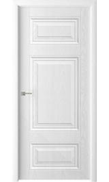 Элитекс 2 белый ясень глухая межкомнатная дверь