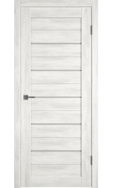 X5 Nord vellum White cloud матовое стекло межкомнатная дверь