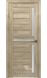 GL Light Х16 (Дуб мокко) межкомнатная дверь